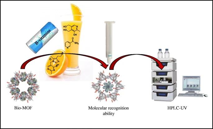 Bio-metal-organic frameworks for molecular recognition and sorbent extraction of hydrophilic vitamins followed by their determination using HPLC-UV (Microchimica Acta volume 187, Article number: 201 (2020))